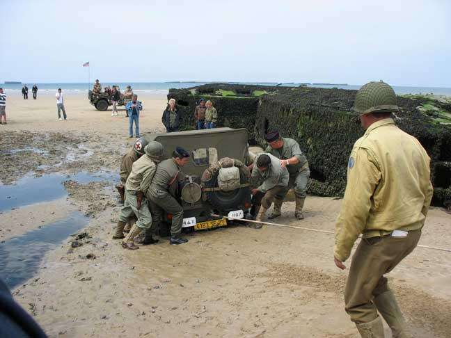 65th Anniversary of D-Day – June 2009