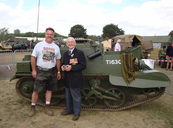 The War and Peace Show 2010