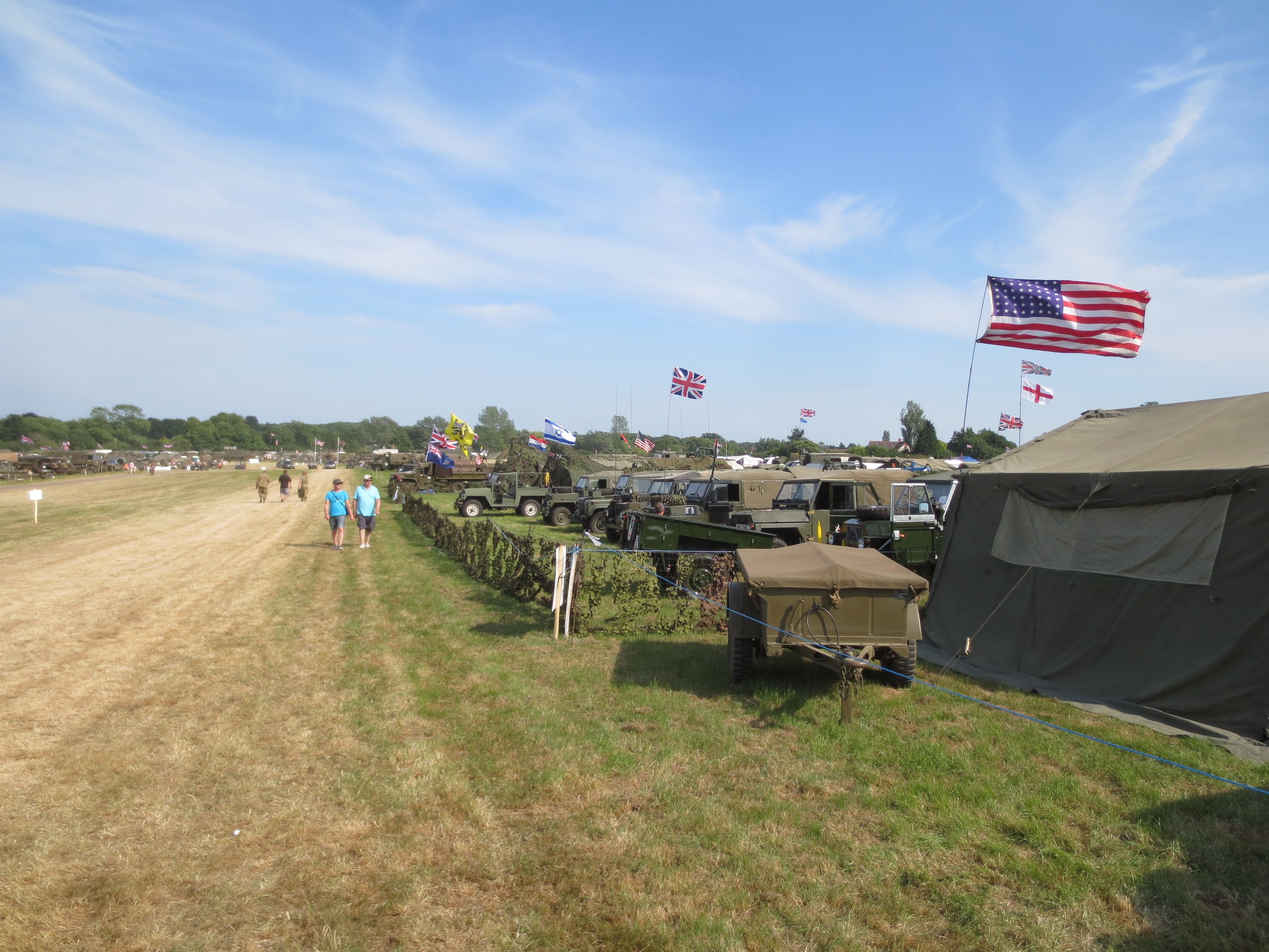 War and Peace Show 2013