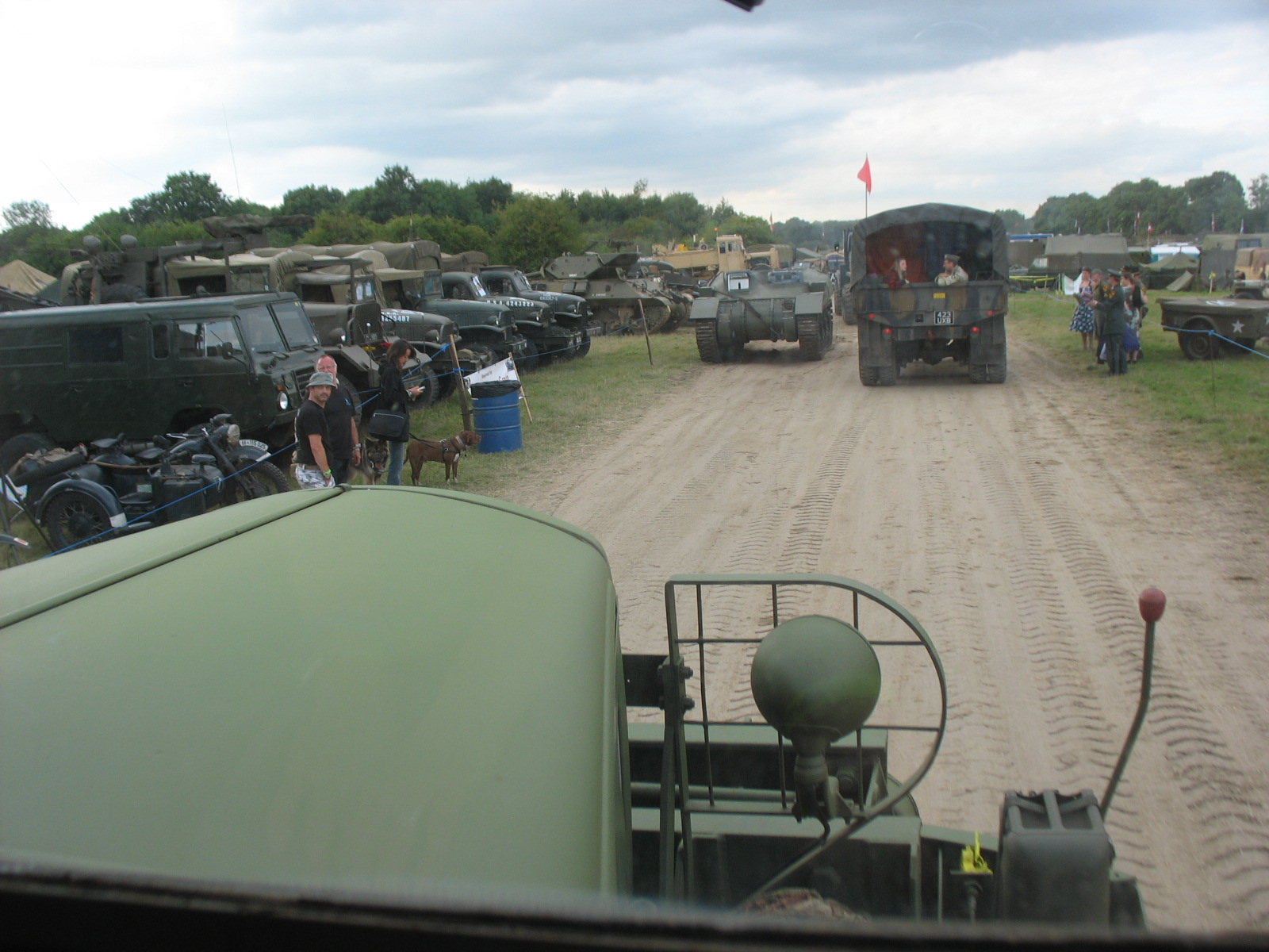 The War and Peace Revival Show – July 2011